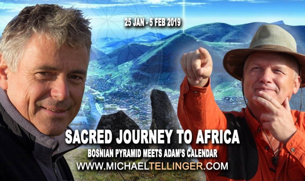 Sacred Journey to Africa banner 25 Jan 2019